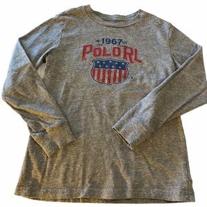 Polo Ralph Lauren Long Sleeved Boys T-Shirt 7